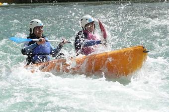 Rafting en Pirineos