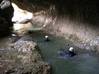Río Vero descenso
